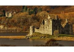 Kilchurn Castle and The Kilchurn Suites Hotel
