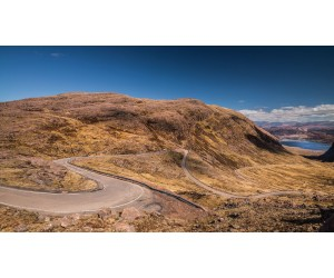 Bealach na Bà , the road to Applecross